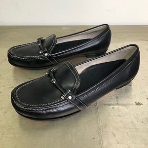 Cole Haan Leather House Bit Slip On Loafers